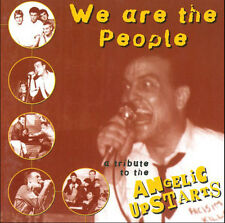 WE ARE THE PEOPLE  A tribute to the Angelic Upstarts CD (1998 Knock Out) Neu!