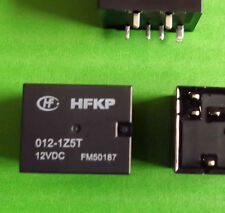 Relais 12 volts 30A + c/o 12Vdc pcb automotive hongfa hfkp - 012-1Z5T x 1pc offre