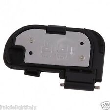 New Battery Door Cover Lid Cap Replacement Repair Part for Canon EOS 70D