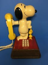 1976 The Snoopy and Woodstock Phone **For Parts**