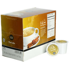 48 count Kcups Cafe Escapes Chai Latte, FREE SHIPPING @