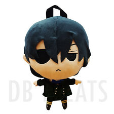 Black Butler Ciel Phantomhive Plush Backpack by Great Eastern NEW! FREE SHIPPING