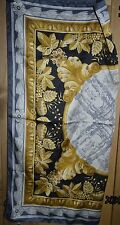 satin/ square scarf-from Italy