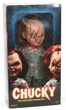 "RARE SIDESHOW Bride of CHUCKY 14"" Good Guy Child's Play Doll Top Cond in BOX"