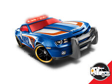 Hot Wheels Cars - '10 Camaro SS (HWPD Police) Blue