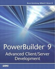 POWERBUILDER 9 - MILLARD F. BROWN BRUCE ARMSTRONG (PAPERBACK) NEW