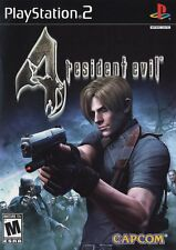 Resident Evil 4 - Playstation 2 Game Complete