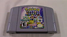 POKEMON PUZZLE LEAGUE Nintendo 64 N64 Game Cart - Tested