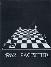 High School Yearbook Atlanta Georgia GA Pace Academy Pacesetter 1982