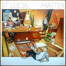 ST LUCIA Matter 2016 Ltd Ed New RARE Litho Poster +FREE Indie/Dance/Pop Poster!