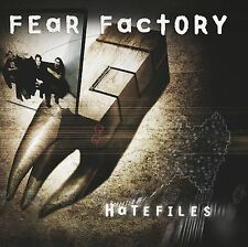Hatefiles by Fear Factory (CD, Apr-2003, Roadrunner Records)
