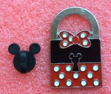 Pins DISNEY Key Padlock CADENAS a l'image de MINNIE Mouse