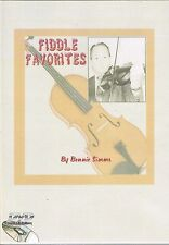 Fiddle Favorites: Violin Instructional DVD by Benny Simms