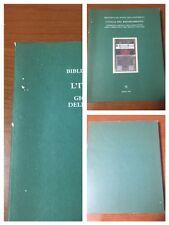 L'ITALIA DEL RISORGIMENTO Giornali e riviste nelle raccolte della biblioteca del