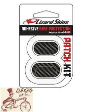 LIZARD SKINS CARBON LEATHER ADHESIVE BICYCLE PROTECTION PATCH KIT