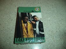 PETE ROCK & C.L. SMOOTH Take You There 1994 Cassette Single NEW Sealed Hip-Hop