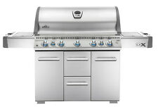 Napoleon LEX730RSBI-PSS LEX 730 Propane Gas Grill On Cart with Infrared Rotisser