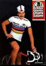 URS FREULER Swiss Cyclisme cycling cyclist World Champion Monde Wereldkampioen