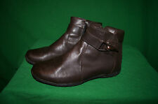 MARTINO BOOTS 8  BROWN LEATHER BOOTS 8 WINTER BOOTS 8 WARM BOOTS 8 ANKLE BOOTS 8
