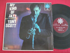 CLARINET JAZZ LP - TONY SCOTT - MY KIND OF JAZZ - PERFECT PL 12010