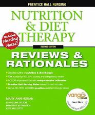 Nutrition and Diet Therapy by Evangeline DeLeon, Mary Ann Hogan, Kate...