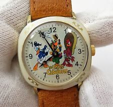 """DONALD DUCK,""""The Three Caballeros"""",Manual Wind,RARE! UNISEX CHARACTER WATCH,1467"""