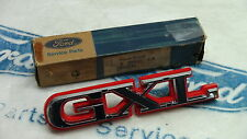 TC TD  MK3 GXL CORTINA GENUINE FORD NOS GRILLE BADGE ASSY
