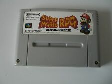 SUPER MARIO RPG SFC SUPER FAMICOM SNES SUPER NINTENDO
