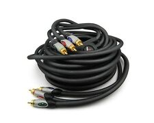 Monster Cable Ultra 1000 Ultimate Performance Component Video Cable 16 FT