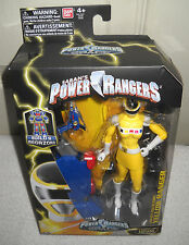 #9435  NRFB Ban Dai Saban's Power Rangers Yellow Ranger Figure