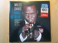 MILES DAVIS LP: KIND OF BLUE (2016, NEU; 180GRAM; LTD.EDT.)