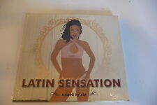 LATIN SENSATION MIXED BY RLP CD NEUF MAMBANA NEGRO CAN DJ PUFO JUNIOR JACK....
