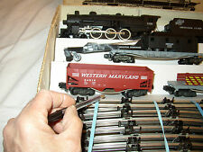 AMERICAN FLYER  20420 20410 FREIGHT CAR LOCKS ONLY( NO TRAINS OR CARS) LOT #K-1