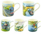 Boxed Fine China Mug Country Life Design by Lesser & Pavey