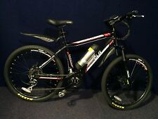 Electric Bicycle - DLG Bikes