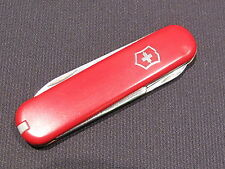 Vintage Victorinox Swiss Army 5 Function Stainless Steel Knife ~ Switzerland