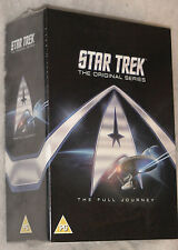 Star Trek: The Original Serie TOS - Completo Temporadas 1,2,3 - DVD Box Set