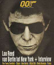 MAGAZINE OOR 1989 nr. 03 - LOU REED/SLAYER/DEAD CAN DANCE/NITZER EBB