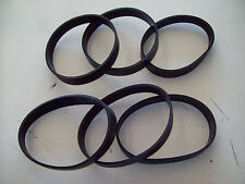 6 EdenPURE Bio SpeedCLEAN Vacuum Cleaner Replacement Belts, Made in America USA