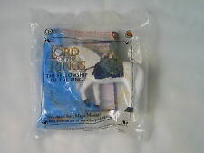 2001 BURGER KING LORD OF THE RINGS  RING OF POWER ARWEN FAST FOOD TOY MIP