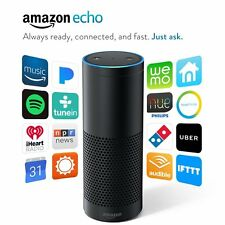 Amazon Echo USA, In Stock (Wireless Hands Free Speaker with Alexa) Sealed Pack!