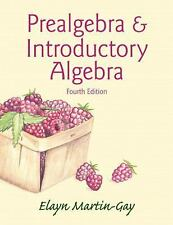 Prealgebra & Introductory Algebra (4th Edition) by Martin-Gay, Elayn