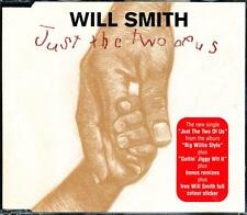 WILL SMITH JUST THE TWO OF US 4 TRACK AUSTRALIAN PRESSING CD - EXCELLENT - VGC