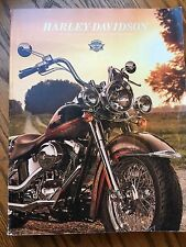 Harley Davidson Genuine Motor Accessories and Motor Parts Catalog Book 2008