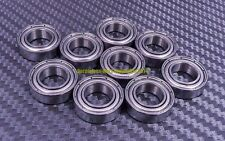 [QTY 5] S6802zz 6802zz (15x24x5 mm) 440C Stainless Steel Ball Bearing Bearings
