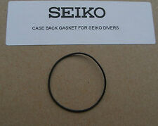 SEIKO DIVER CASE BACK GASKET JAPAN MADE 6309 6105 7548 7C43 7S26 7002