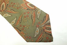 VALENTINO ROBERTO 100%Silk tie.E20791 Made in Italty Classic(3 1/2 in.-3 3/4 in.