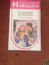 BETHANY CAMPBELL IL GIARDINO DI GHIACCIO BUONO!!HARMONY