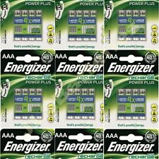 40 X Energizer Aaa 700 Mah Power Plus Recargable baterías ACCU 700