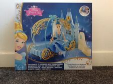 Disney Princess Barbie Cinderella Dream bedroom palace carriage bed